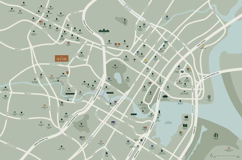 the-avenir-location-map-singapore-new-launch-condo-guocoland